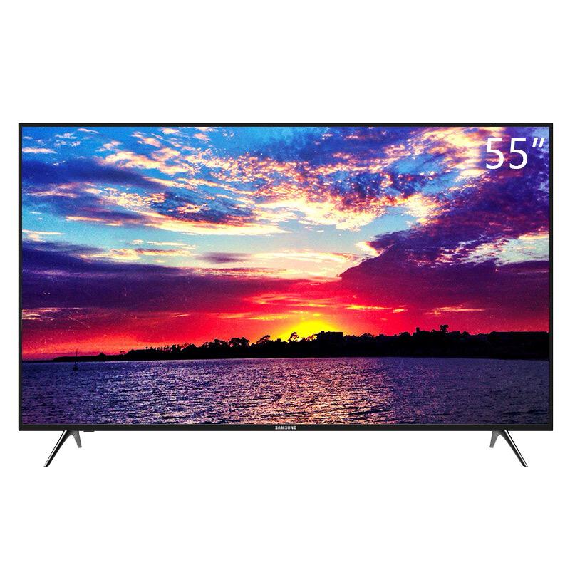 三星(SAMSUNG)UA55MUF30ZJXXZ 55英寸 4K超高清 智能网络 液晶平板电视
