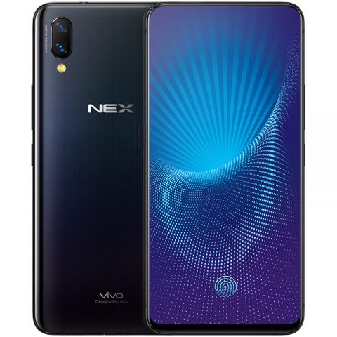 vivo NEX 零界全面屏AI双摄游戏手机 移动联通电信全网通4G手机 双卡双待